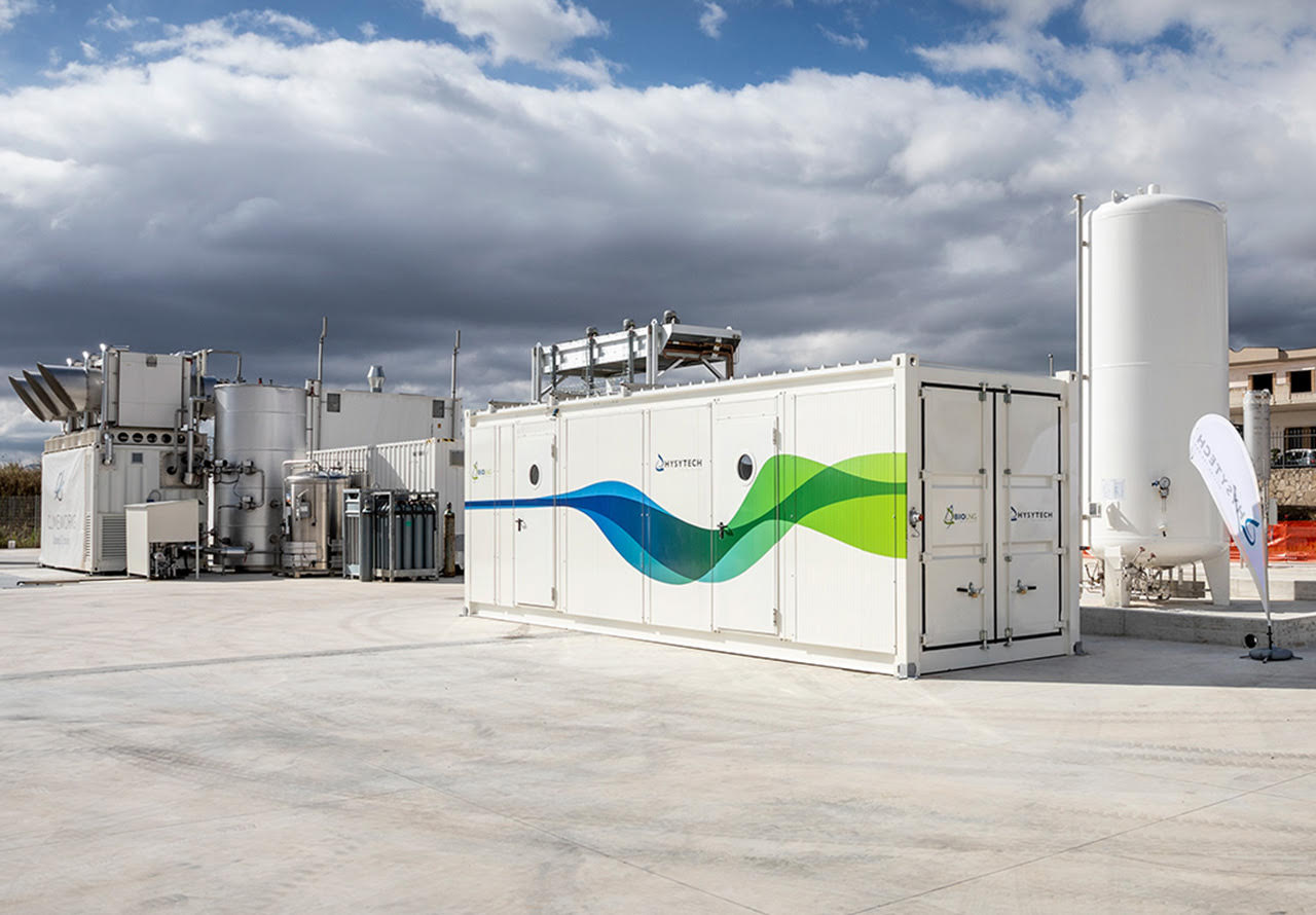 Biomethane & Bio-LNG plants